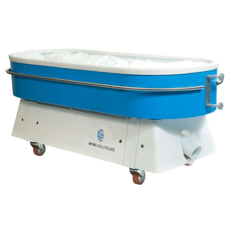 Terapeutická jednotka FLUIDOS™ pre liečbu pacientov s popáleninami