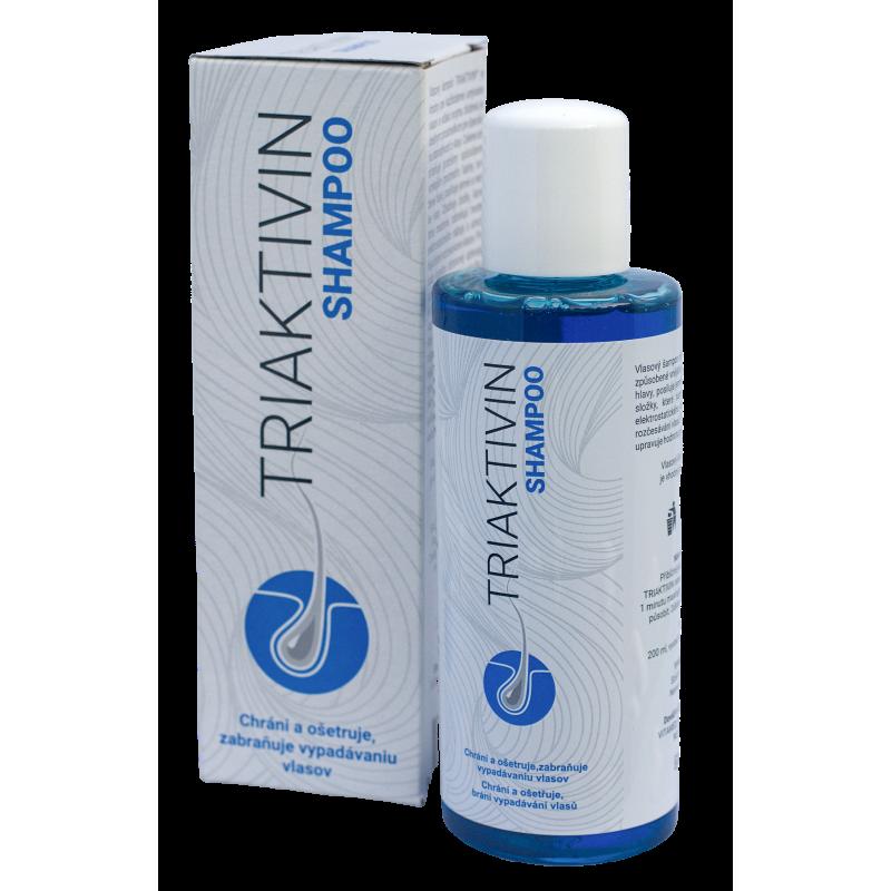 TRIAKTIVIN® SHAMPOO liečivý a výdatný šampón